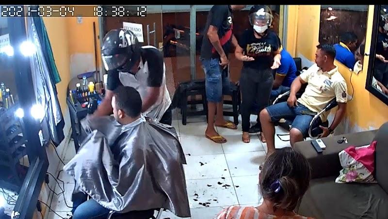 Salão de beleza é assaltado no bairro Mutirão em Pedreiras.