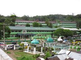 Pesantren Tertua di Sumatera Ini Ditulisi Kata-kata Kotor