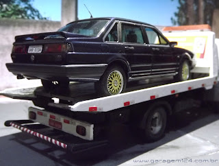 MIniatura Santana Executivo 1/24 die-cast Welly Entrega
