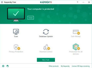 Kaspersky Antivirus 2020 Free Download