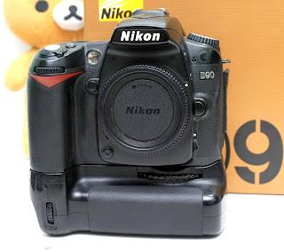 Kamera Second Nikon D90