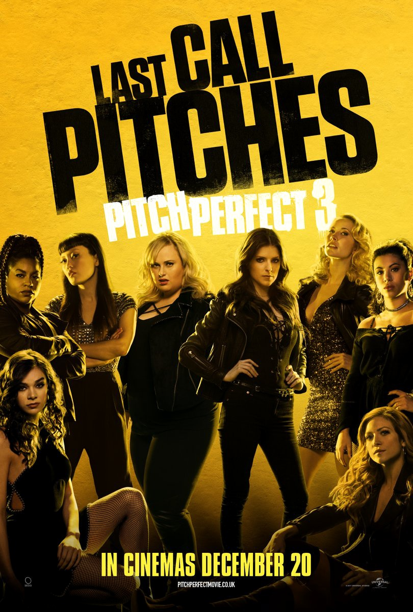 pitch perfect movie critique A scrappy, silly little comedy called pitch perfect made a few bucks a couple of years ago so, naturally, the story of a ragtag a cappella group was stretched into a needless trilogy the second film was an almost entirely retread of the first, as is the latest installment, pitch perfect 3, with.