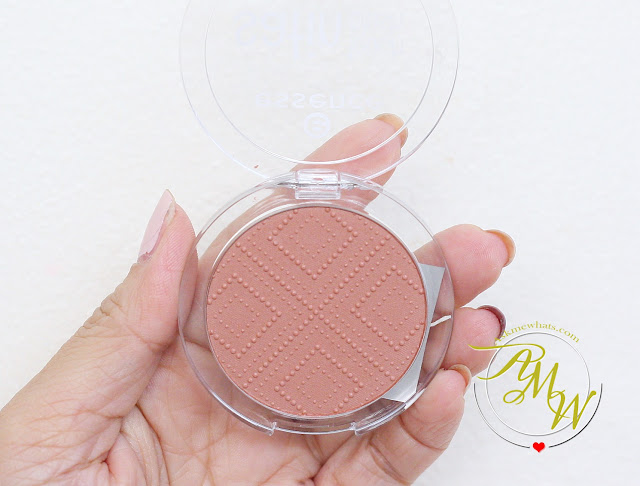 a photo of Essence Satin Touch Blush in shade 20 Satin Love