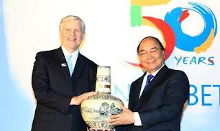 Với ADB ,Việt Nam đề cao quan hệ gắn bó lâu dài