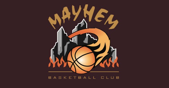 Image result for team mayhem basketball