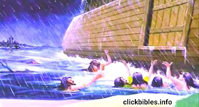 नूह का समय - अतं के दिनोंं की चेतावनी। Biblical End Time Prophecy