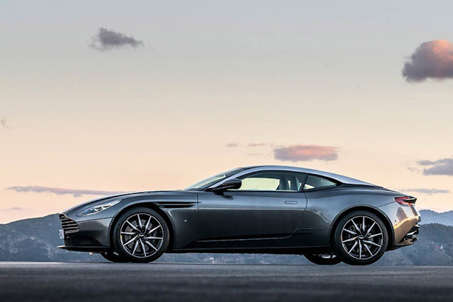 Astro Martin DB 11 - Beautiful Is a Number
