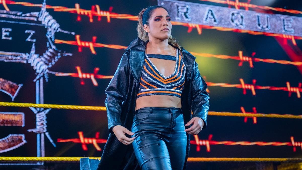 Raquel Gonzalez deverá conquistar o NXT Women's Championship