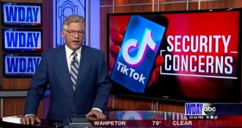 NDSU Cyberspace Expert Evaluates Potential Tik Tok Ban