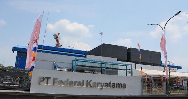 PT Federal Karyatama Buka Lowongan Kerja Terbaru Bagian Teknisi Perawatan