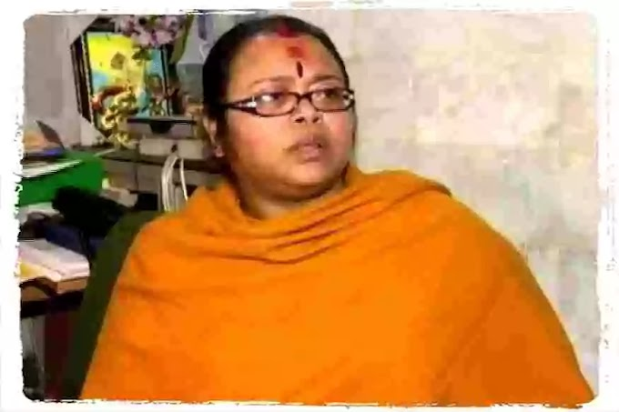 Sonali Guha leaves BJP after Dipendu Biswas, shows fear of TMC among opposition