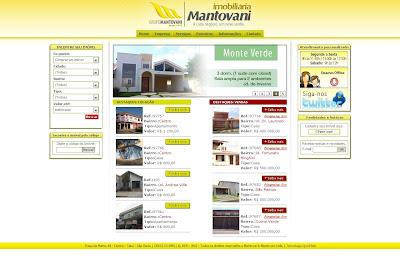 Imobiliária Mantovani - Tatuí