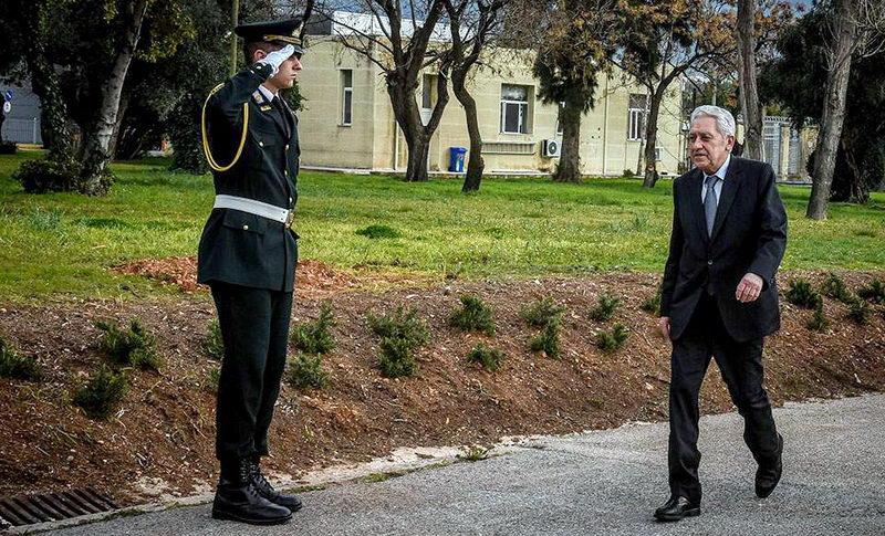 Στην Ορεστιάδα συνοδεία του αρχηγού ΓΕΣ ο Φώτης Κουβέλης