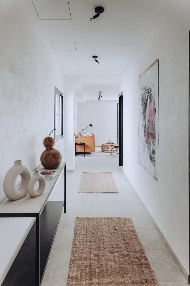 Pasillo de una vivienda en Palma