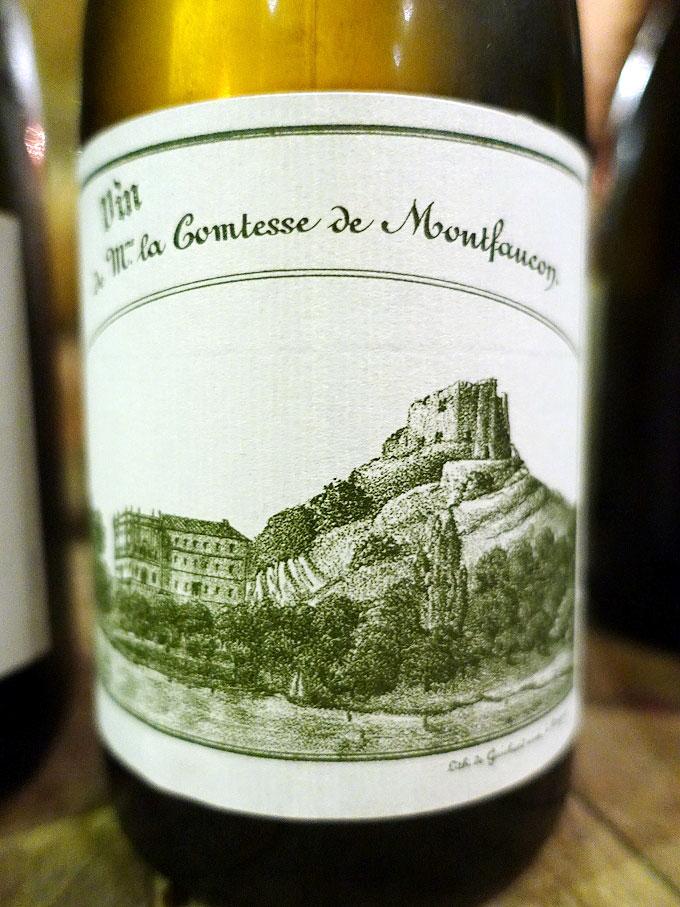 Château de Montfaucon Vin de Madame La Comtesse Lirac Blanc 2012 (91 pts)