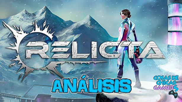 Análisis de Relicta para Xbox One