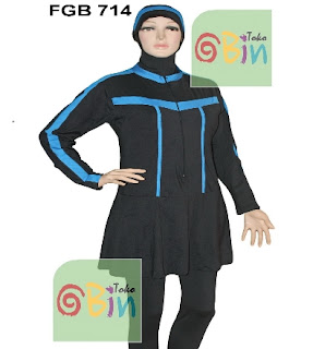 FGB 714 Baju renang muslim