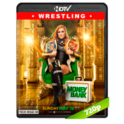WWE Money in the Bank (2019) HDTV 720p Latino/Ingles Both Brands