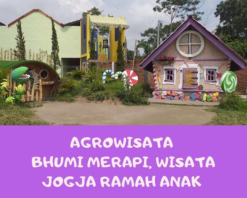 Agrowisata Bhumi Merapi, Wisata Jogja Ramah Anak
