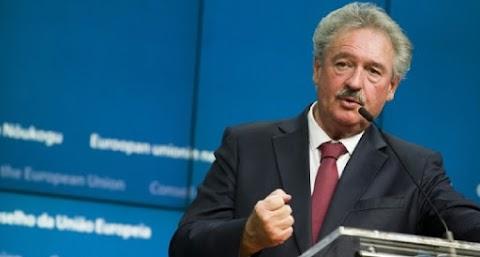 A luxemburgi külügyminiszter szerint meg kell büntetni azokat az országokat amelyek nem fogadnak be migránsokat