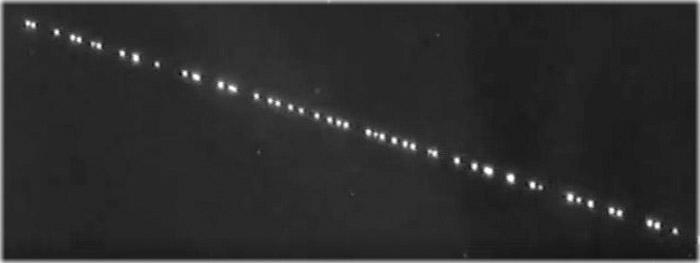 Astrônomos do mundo todo se mostram indignados com frota de satélites da SpaceX - starlink
