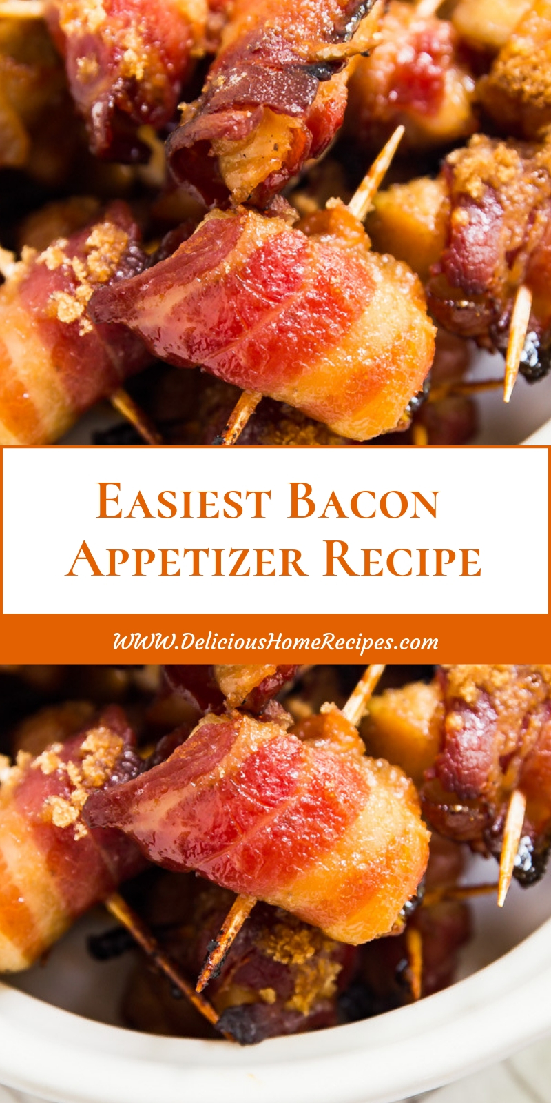 Easiest Bacon Appetizer Recipe