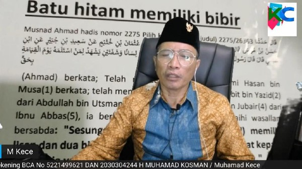 Muhammad Kece Ditangkap, Pelapor Bersyukur dan Bagikan 2 Ribu Rawon Gratis