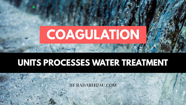 Unit Processes Water Treatment: Coagulation