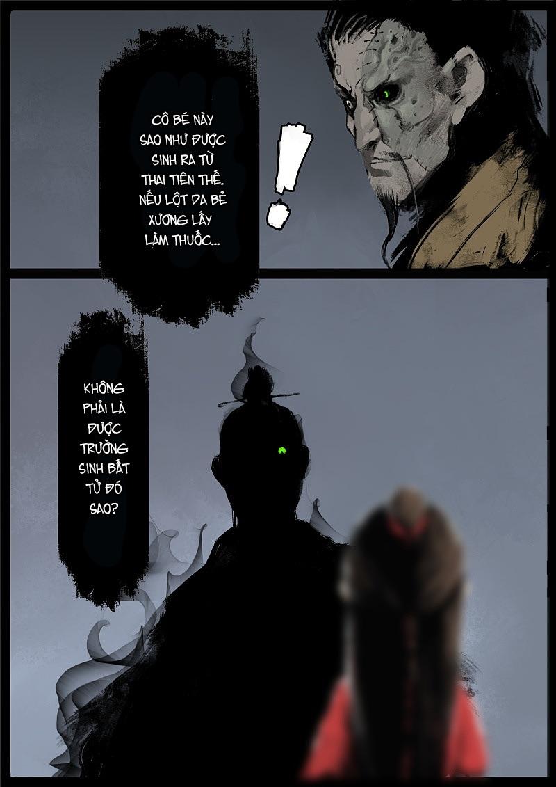 Tây Du Ký ngoại truyện chap 40 - Trang 18