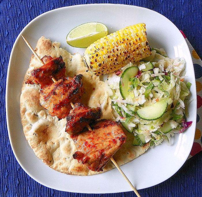 how to cook piri piri chicken thighs