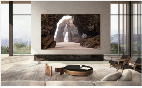 Samsung is preparing to launch MicroLED TV