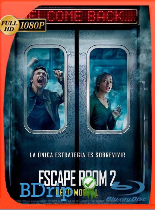 Escape Room 2: Reto Mortal (2021) EXTENDED BDRip 1080p Latino [GoogleDrive]