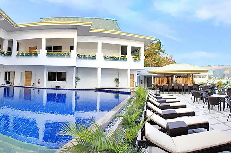 Mangrove Resort Hotel in Zambales