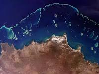 9 Lokasi di Bumi yang Terlihat Dari Luar Angkasa
