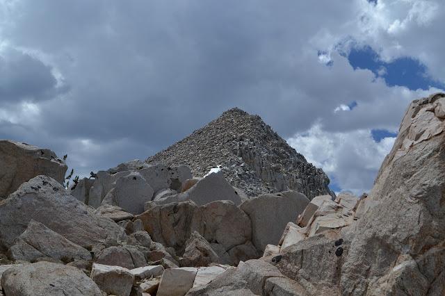 rocky cone