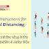 Instructions issued for IBPS RRB Prelims Exams 2021: IBPS ने जारी किए परीक्षा के लिए सोशल डिस्टेंसिंग से संबंधित निर्देश ( Social Distancing Mode Conduct Of Exam Related Instructions)