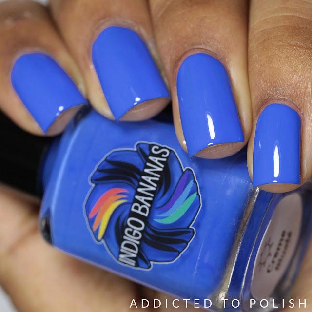 Indigo Bananas Creme Bluele Creme a la Mode summer 2016