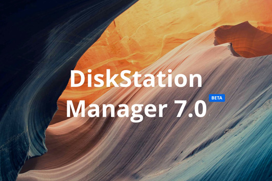 Synology Disk Station Menager 7.0