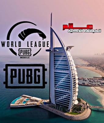 بطولة العالم ببجي موبايل PUBG Mobile Global Championship