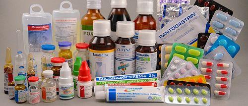 Recomendaciones antes consumir medicamentos