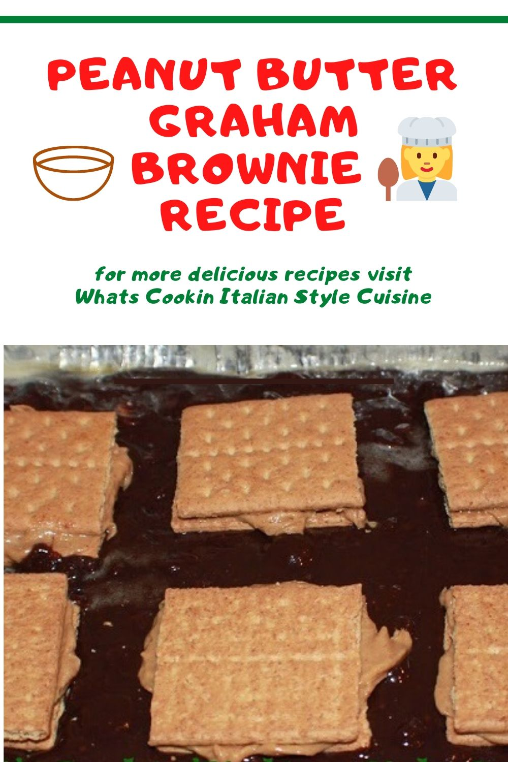 pin for later stuffed brownies