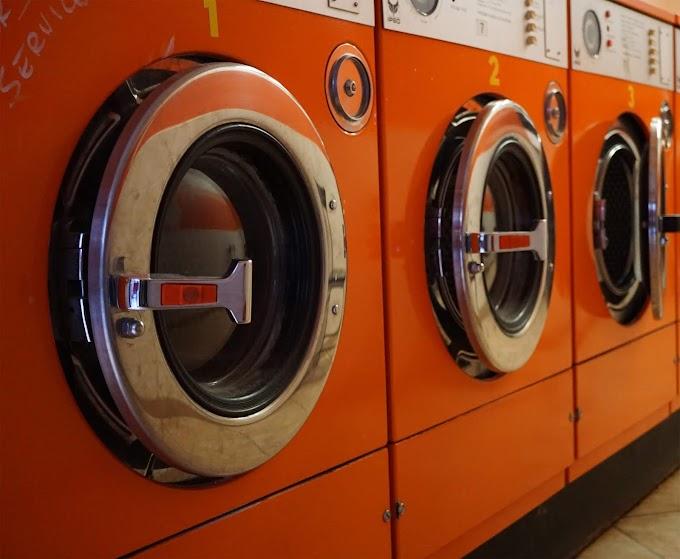 Máy giặt công nghiệp Nhật Bản