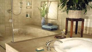 افكار حمامات