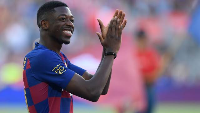 La blague que Dembélé répétait dans le vestiaire pendant le feuilleton Neymar