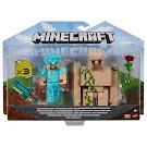 Minecraft Iron Golem Craft-a-Block Series 1 Figure