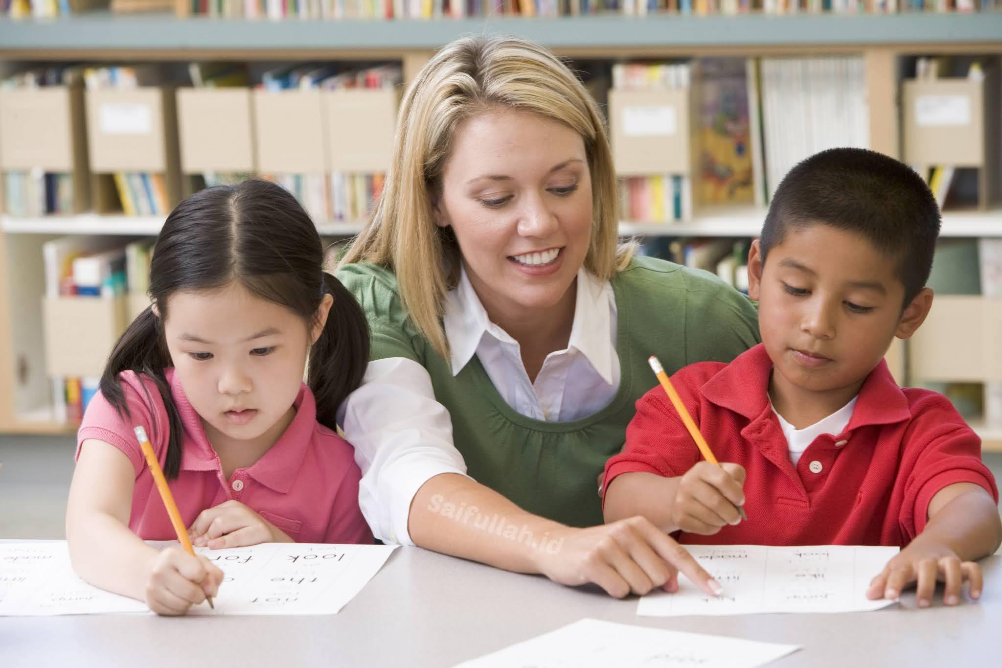 Lowongan Kerja Guru Private Anak Sekolah Dasar (SD) Pontianak