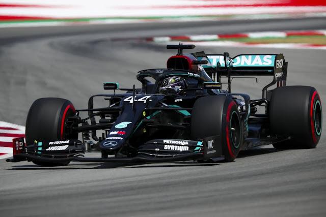 2020 Spanish Grand Prix, Saturday - LAT Images