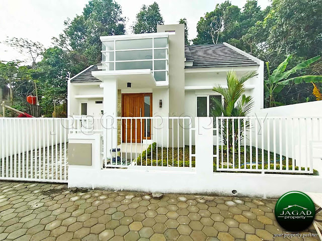 Rumah Mewah Minimalis dekat Kampus UII