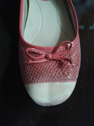 Restaurando uma sapatinha Moleca Passo a passo