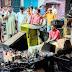 बलिया में पूर्व चेयरमैन की मोबाइल शॉप में लगी, आग लाखों का सामान खाक